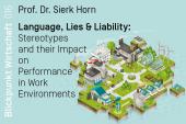 Blickpunkt Wirtschaft - Internationale Vorlesung am 21. September 2017, FH Vorarlberg